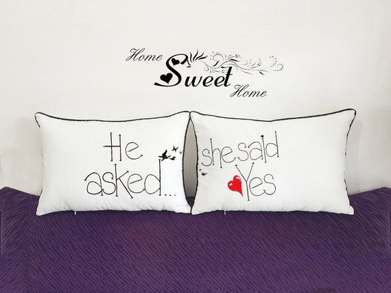 oreiller pour couple unique wedding gift for couple custom couple bedding pillow oreiller pour couple