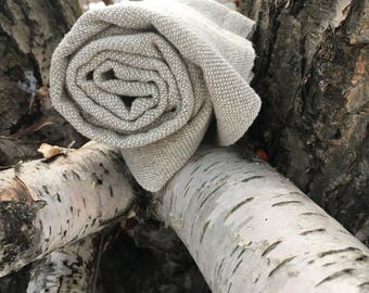 Linen/Hemp/Cotton tea towel, large