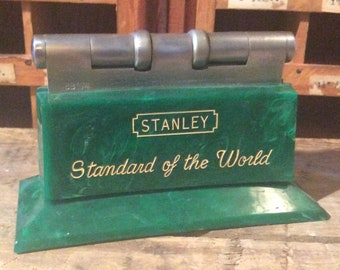 Vintage Stanley Hardware Store Counter Display