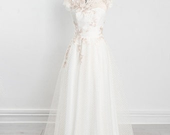 Blossom Ethereal Wedding Dress