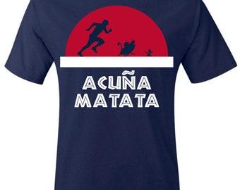 Size: XX-Large Acuna Matata Shirt