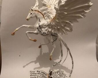 Pegasus fantasy (the Pegasus book of fantasy)