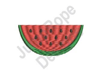 Watermelon - Machine Embroidery Design