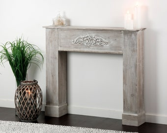 New console fireplace art. 37351 Free Delivery