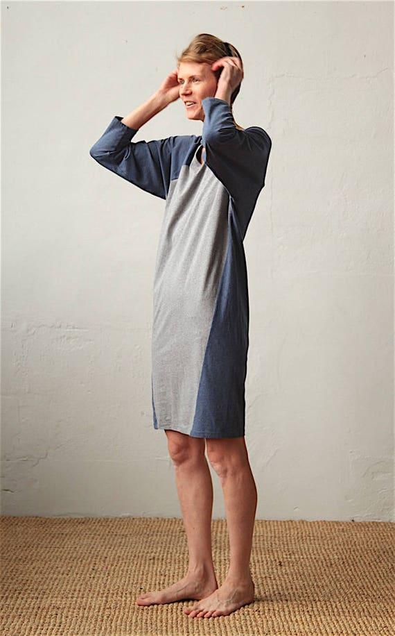 Bio-Baumwolle Damen Nachthemd Damen Nachthemd Bio Nachthemd