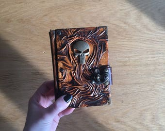 Gothic Journal, Leather Journal, Steampunk Journal, Travel Journal, Diary