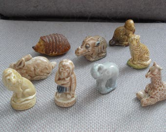 Group Of Vintage Wade Whimies