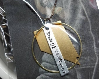 ROUTE 91 Survivor Necklace