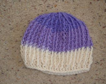 Women's Ribbed Hat