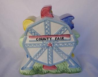 COOKIE JAR ~  Ferris Wheel