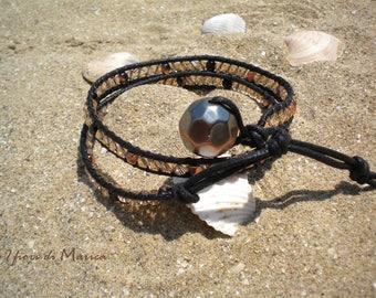 Infinity bracelet-swarovski