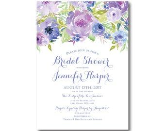 PRINTABLE Bridal Shower Invitation Bridal Shower Invitation Printable Printable Invitation Bridal Shower Bridal Shower Printable #CL330