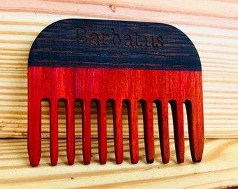 Wooden Pocket Comb