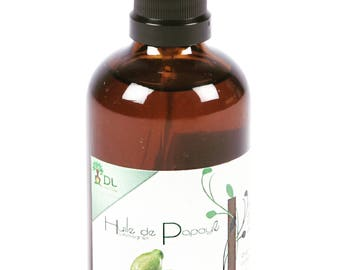 Papaya 100g organic oil