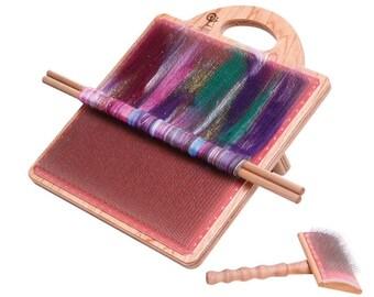 ASHFORD BLENDING BOARD portable art carding tool