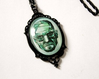 Heisenberg Breaking Bad necklace