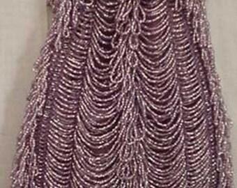 Lilleth Beaded Bag Purse Pattern