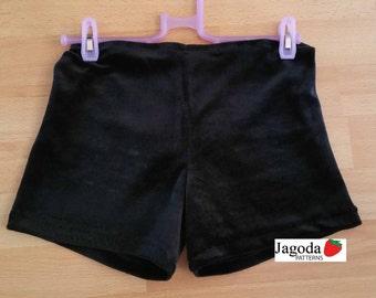 PDF Pattern ladies and girls gym shorts