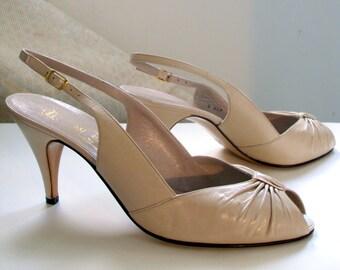 Bruno Magli Slingback Sandals