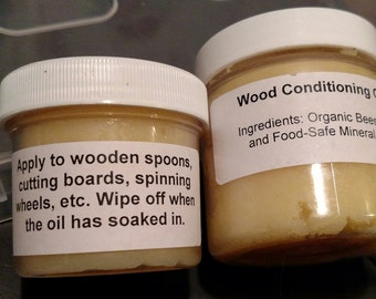 Spoon Oil - a wood conditioning treatment