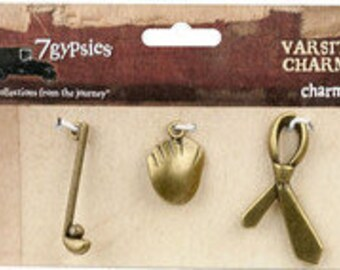 7gypsies Charms: Varsity