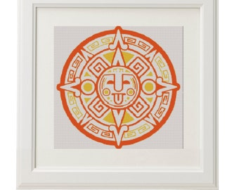 Sun Cross Stitch, Sun, Sun Silhouette,You Are My Sunshine Cross Stitch Pattern Instant Download