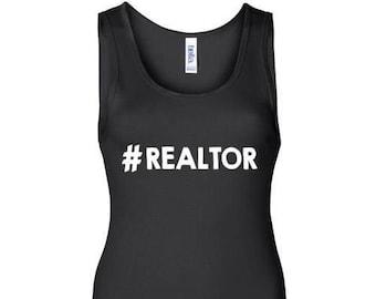 Hashtag Realtor Shirt   Real Estate Marketing   Real Estate Shirt   Real Estate Agent   Real Estate Business   Realtor Marketing