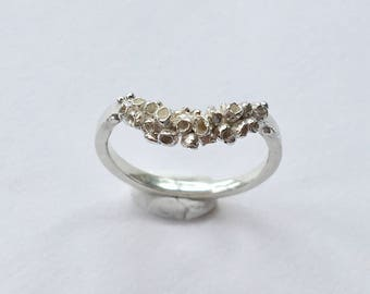 Lichen Flow Ring