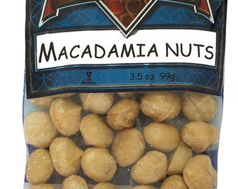 Raw Unsalted Macadamia Nuts by Its Delish, 5 lbs