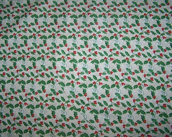 Ornamental Christmas Collection-Holly Splash