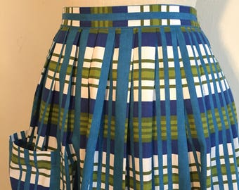 Vintage 50s Cotton Skirt
