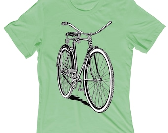 Vintage Bicycle Design 1 T-Shirt Tee