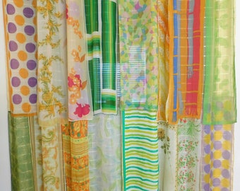 Good Day Sunshine Bohemian Gypsy Curtains