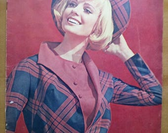Praktische Mode 1/1966 Sewing pattern magazine