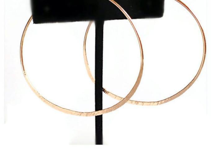 Featured listing image: Large Hoop Earrings, Gold Earrings, Hoop Earrings, 14K Gold Hoop Earrings, Earrings Gold, Small Hoop Earrings, Medium Hoop Earrings