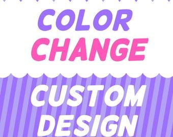 Custom Design Option Only