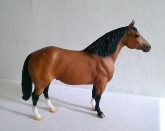 Vintage Breyer Hand Painted Horse With Blanket