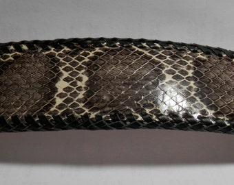 Snakeskin Wristcuff
