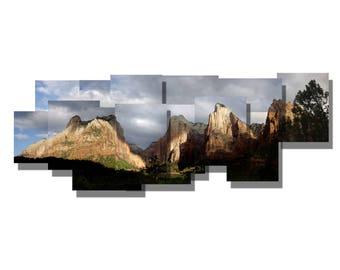 3 Patriarchs, Zion National Park