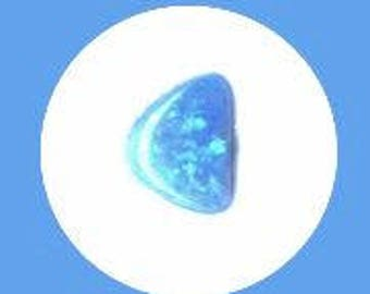 Australian Lightning Ridge Black Opal – 14x10 Millimeter Freeform Shaped Cabochon