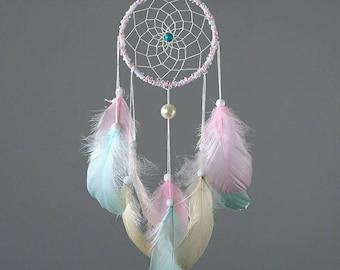 Diy dreamcatcher etsy dream catcher diy kit do it yourself christmas gift diy craft solutioingenieria Gallery
