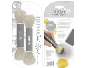Nuvo dual ended brush 2pk