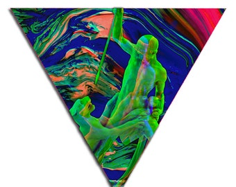 Vaporwave Aesthetic Sticker #7 (See item description)