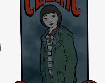 Stranger Things The Cleric Print