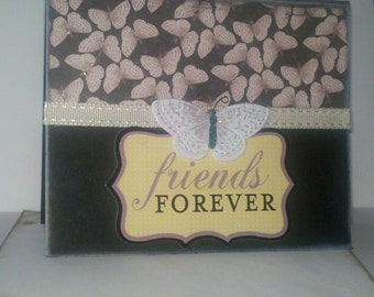 Handmade cards for friend, handmade all occasion cards, Handmade cards with butterflies, Handmade clearance sale, handmade cards