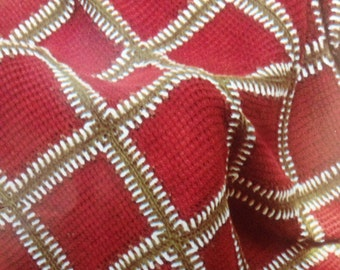 Stadium Squares Crochet Blanket Pattern