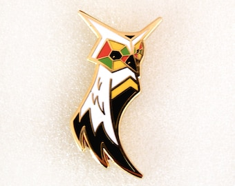 Rasta Owl