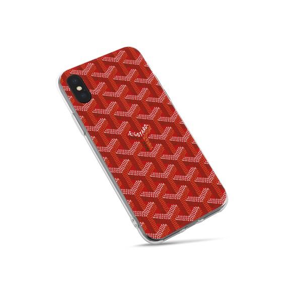 goyard phone case iphone x