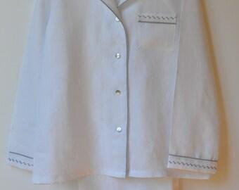 Linen Pajama for woman.