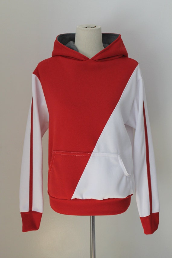 Team VALOR Red Pokemon GO Trainer Cosplay Costume Hoodie Jacket UsaXQ